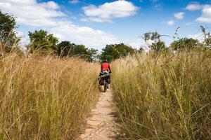 Велопоход по центральной Замбии