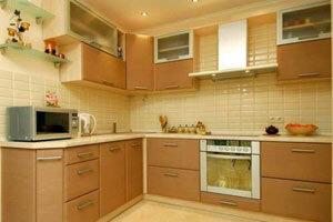Виды кухонной планировки