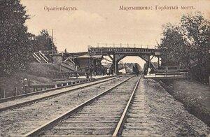 Мартышкино. Горбатый мост