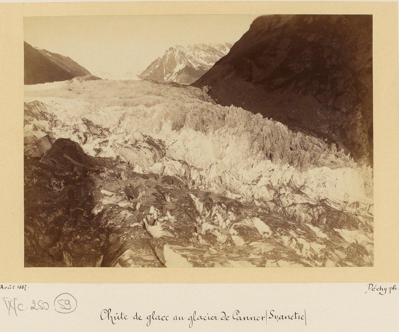 Ледник Каннер (Сванетия)