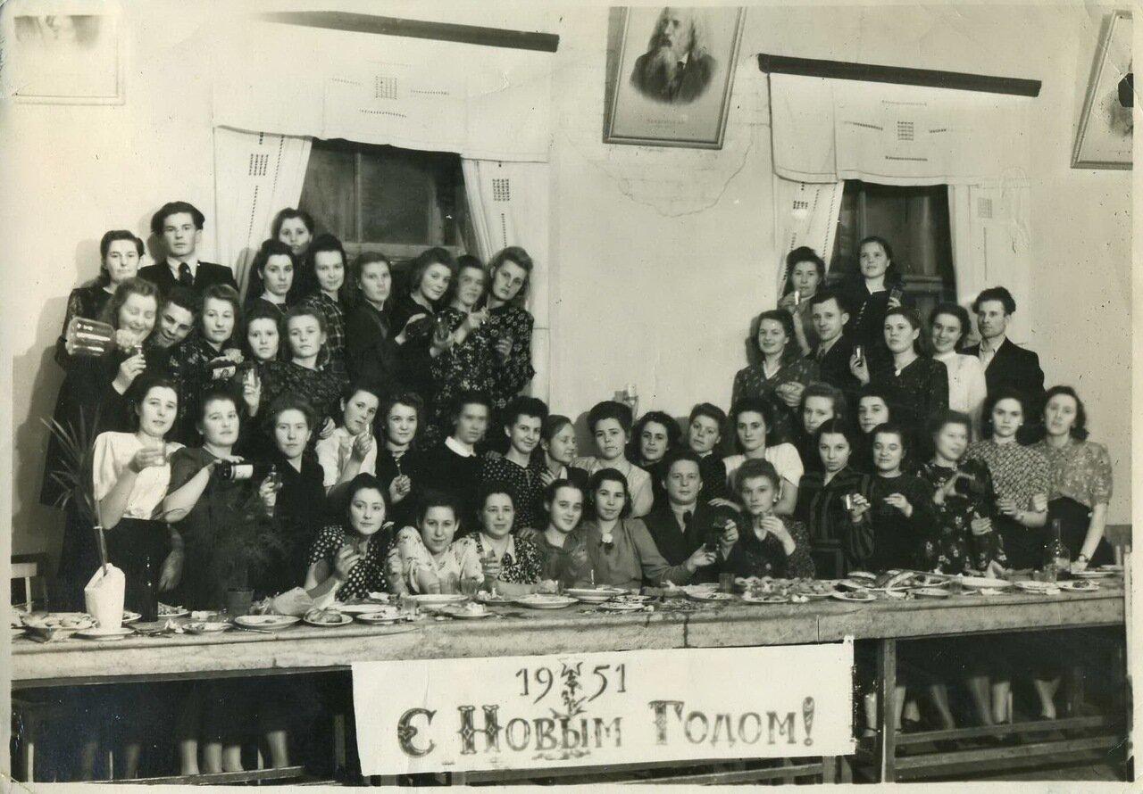 1951. Ярославский педагогический институт