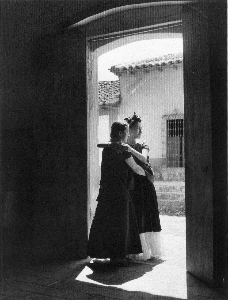 1934. Посещение. Мехико