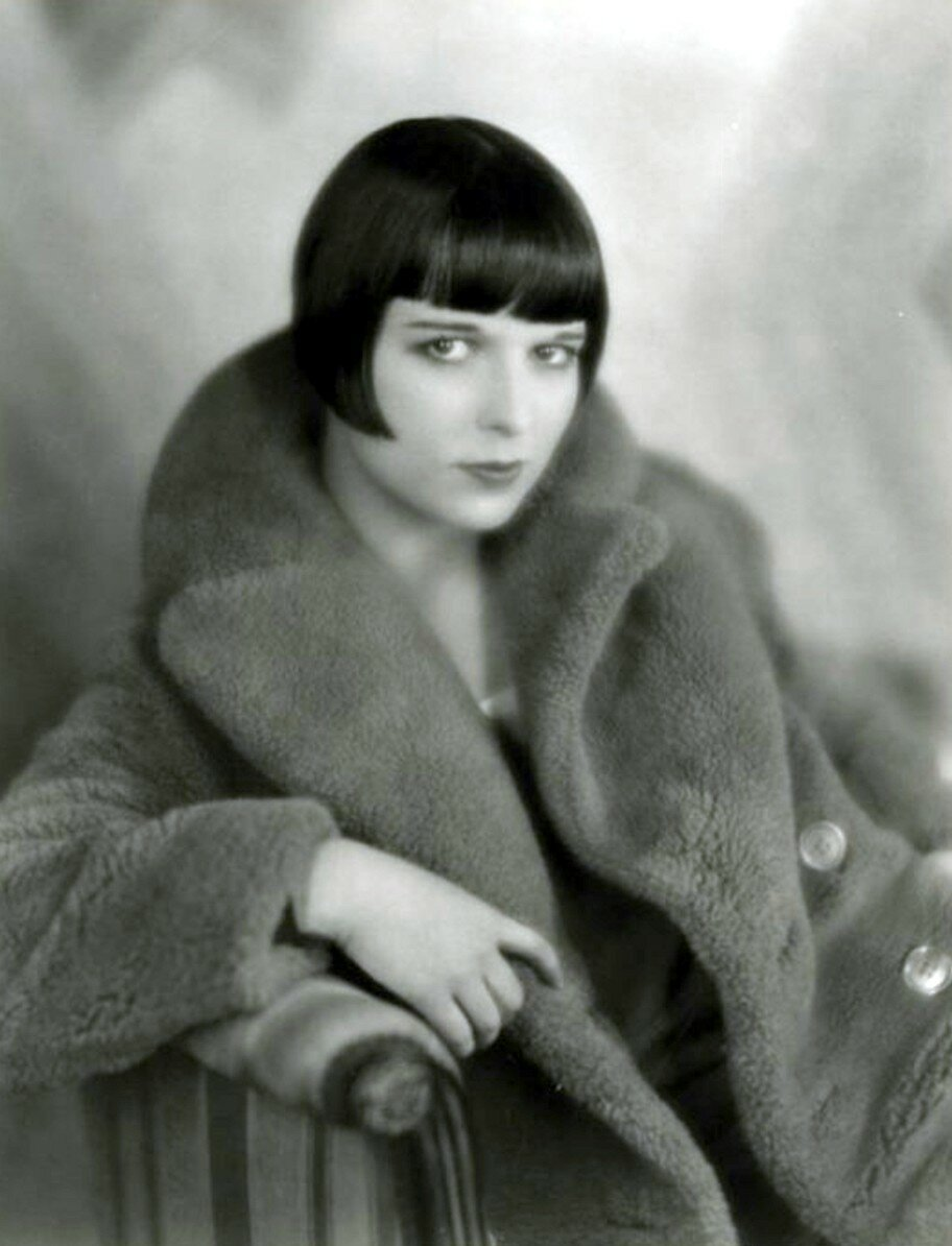 louise brooks autobiography