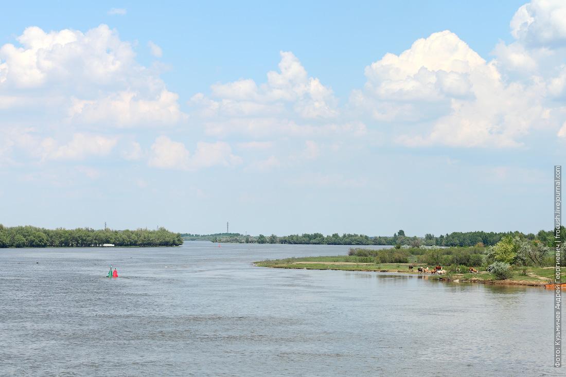река Бахтемир круиз в Казахстан