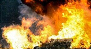Более десяти автомобилей загорелись в тоннеле в Южной Корее