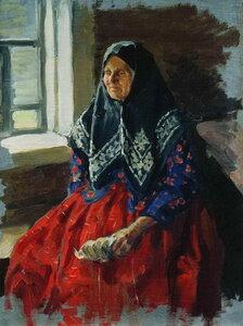 Старушка из Нежиловки