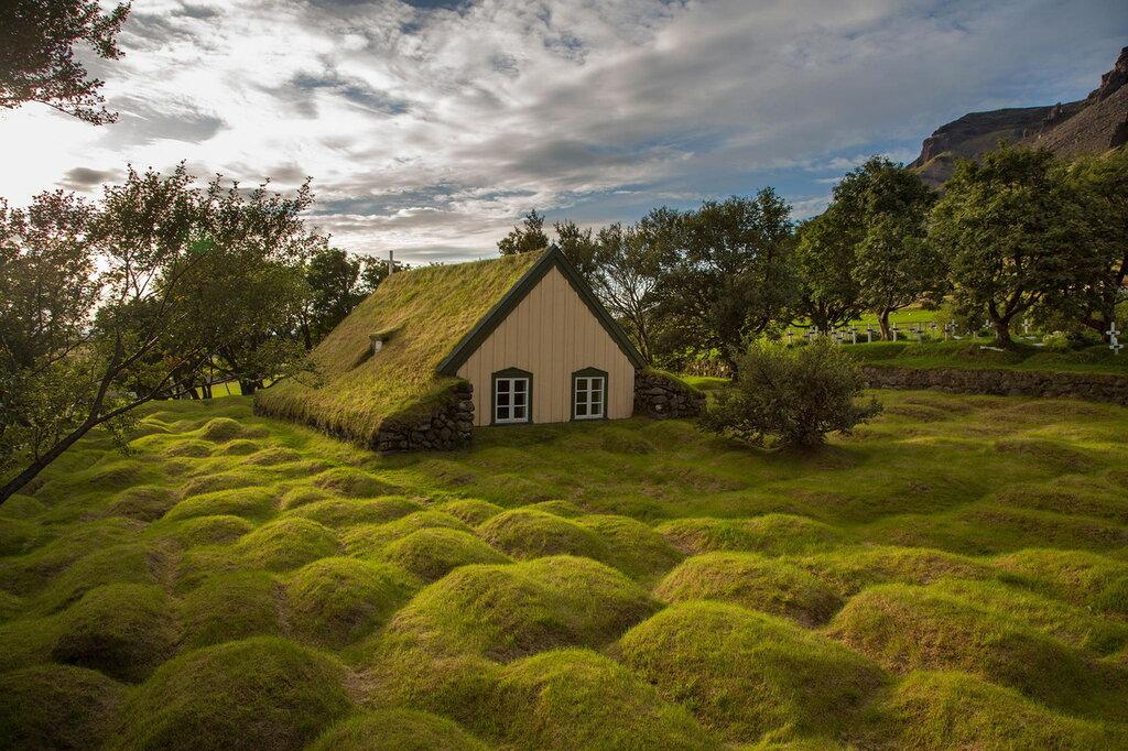 Где–то в Исландии