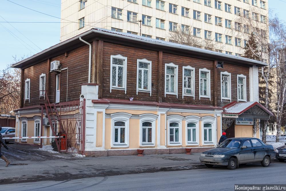 Жилой дом В.М. Каргаполова, ул. Гоголя, 23