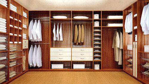 Гардероб. Подбор мебели – шкаф купе и другое