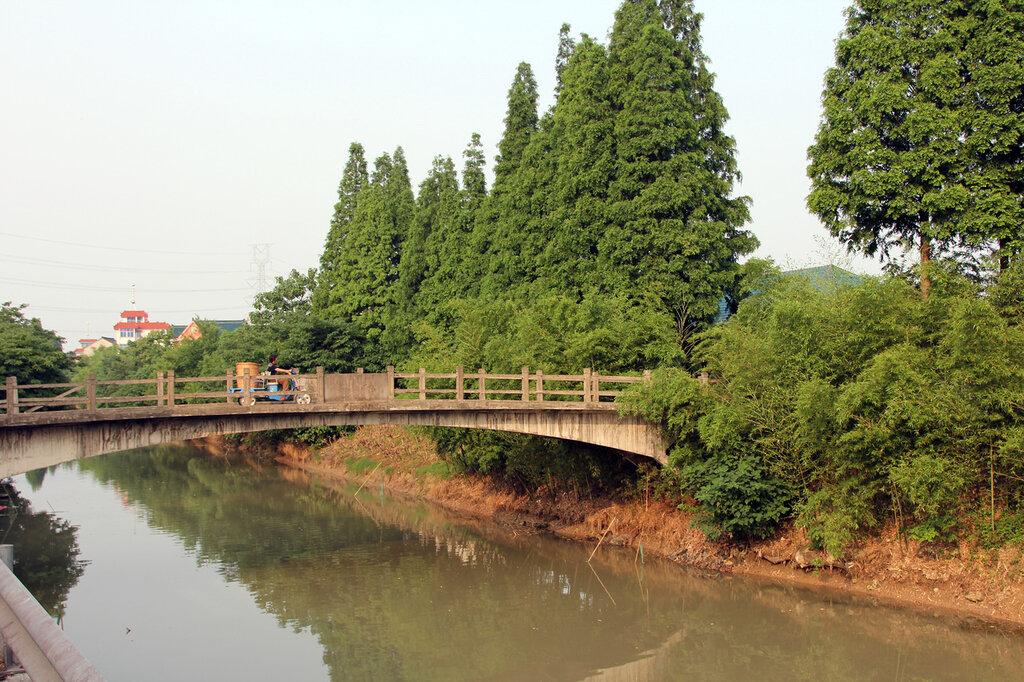Сельская местность Китая
