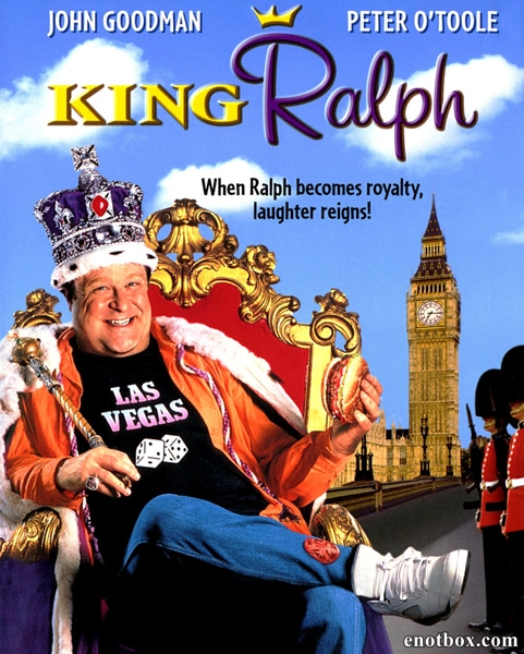 Король Ральф / King Ralph (1991/HDTV/HDTVRip)