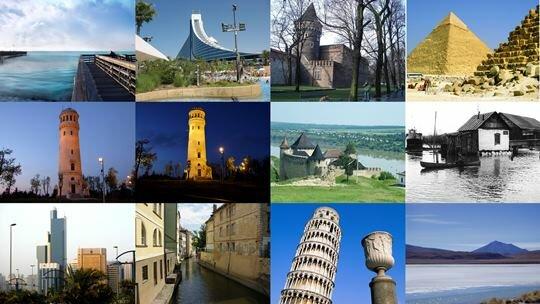 300 обоев «Города, страны, архитектура»