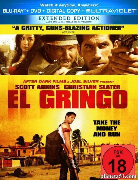 Гринго / El Gringo (2012/HDRip)