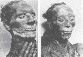 Расовая история цивилизации Древнего Египта