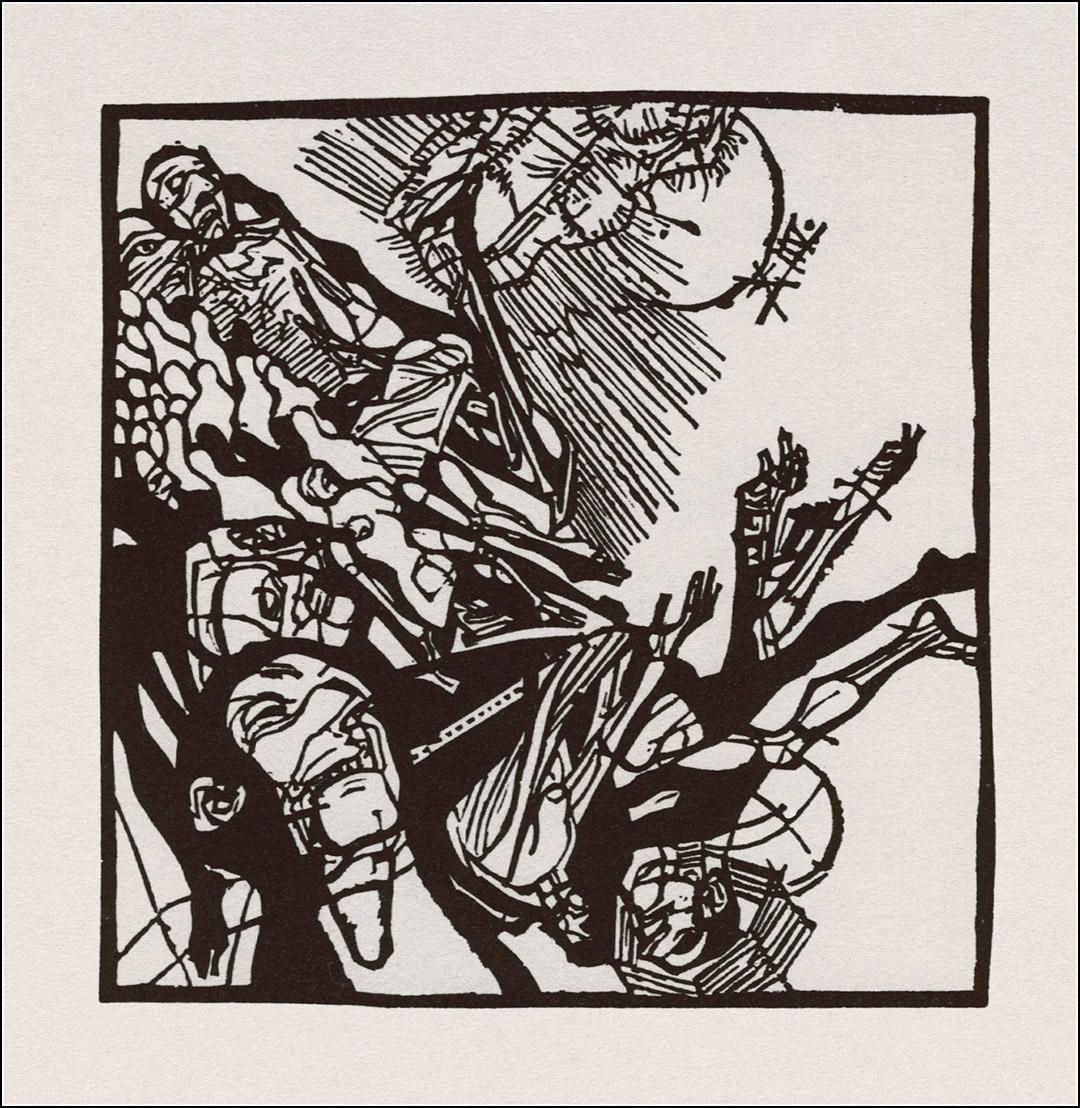 Vincent Hložník, Dante Alighieri, Božská komédia