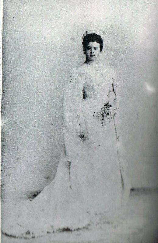 Мария Константиновна Трубецкая