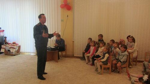 В ГБДОУ «Детский сад №70» 4 июня 2015 года прошло мероприятие «Правила поведения во время летнего оздоровления»