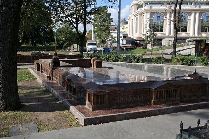 Адмиралтейство - Санкт-Петербург в миниатюре Img_8029