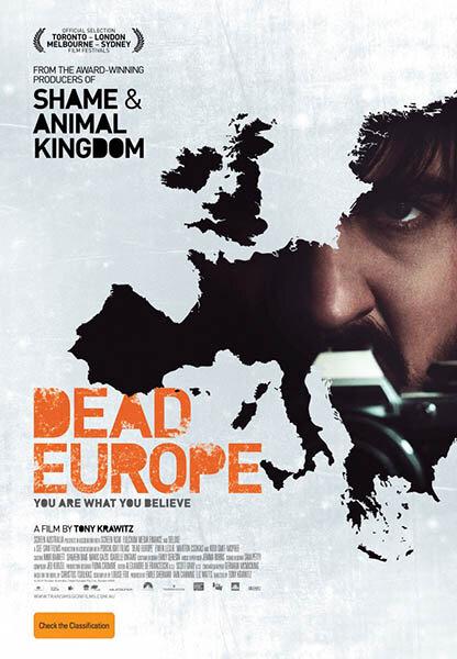 Мертвая Европа / Dead Europe (2012) WEB-DLRip