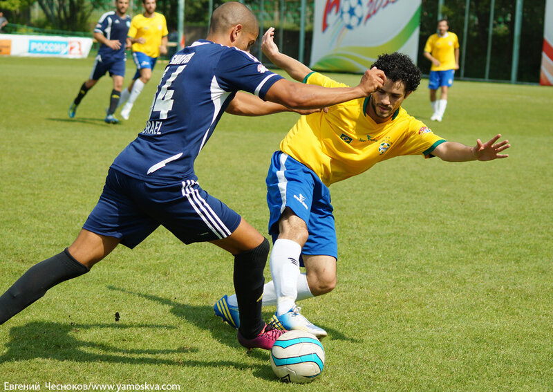 Лето. Арт Футбол. Бразилия Израиль. 09.06.13.05..jpg