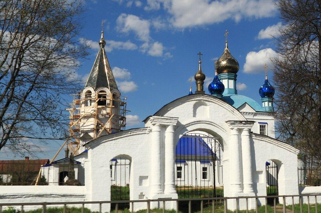 Гороховец, храм Казанской иконы Божией Матери
