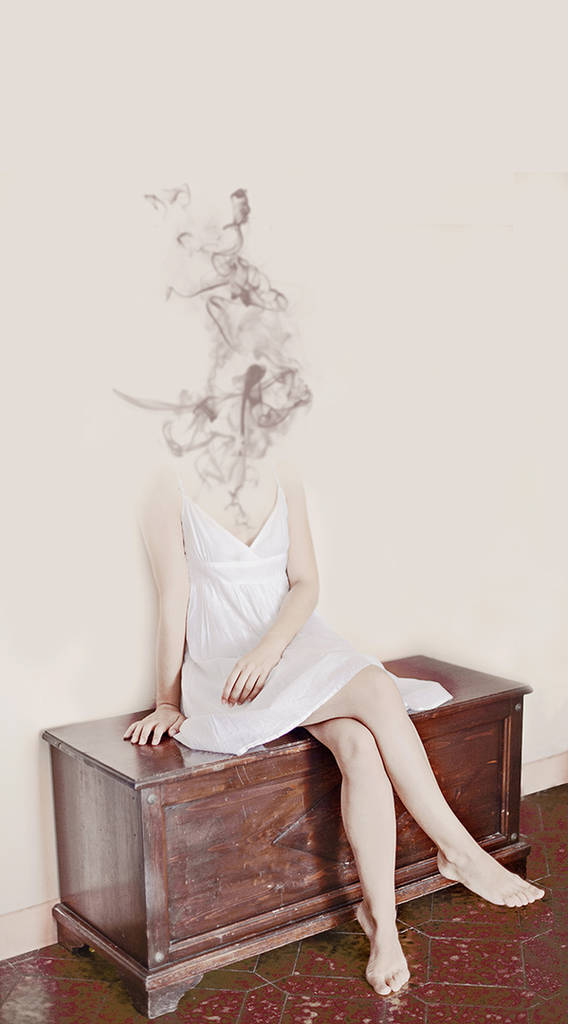 Surreal Self-Portraits by Erika Zolli