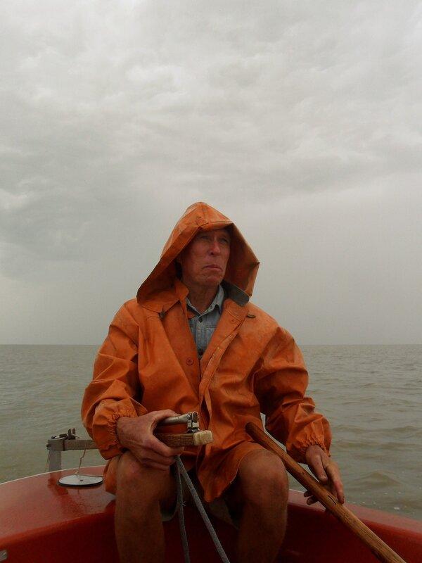 В походе яхтенном, море Азовское