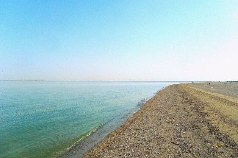 Даль... пролив, песчаный берег ... SAM_3248.JPG