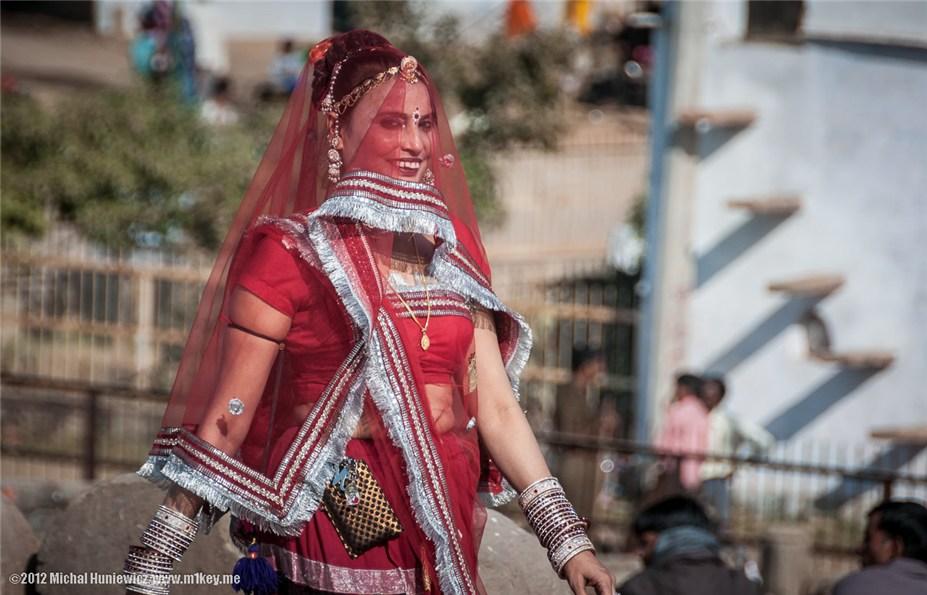 бинди - путешествие по Индии / India by Michal Huniewicz