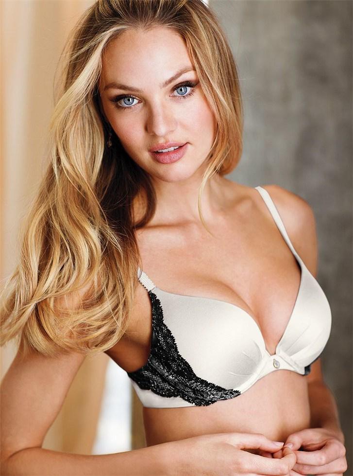 Victoria's Secret lingerie july 2013 - Candice Swanepoel / Кэндис Свейнпол