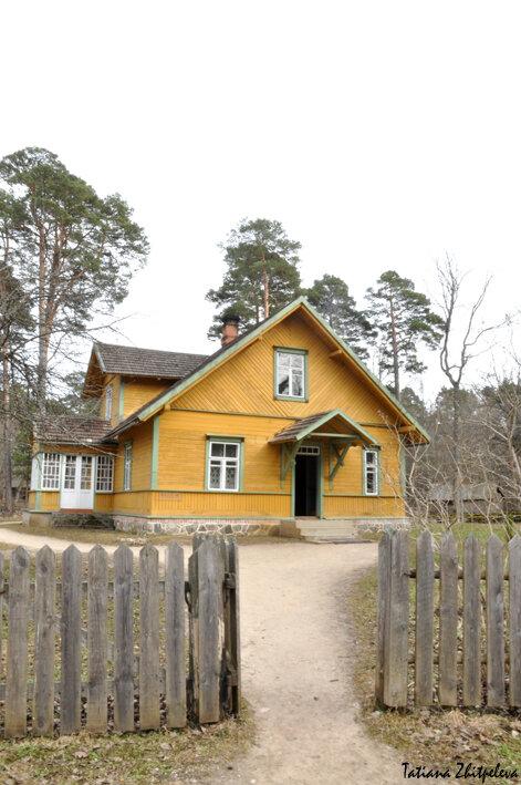 жилой дом Хярьяпеа