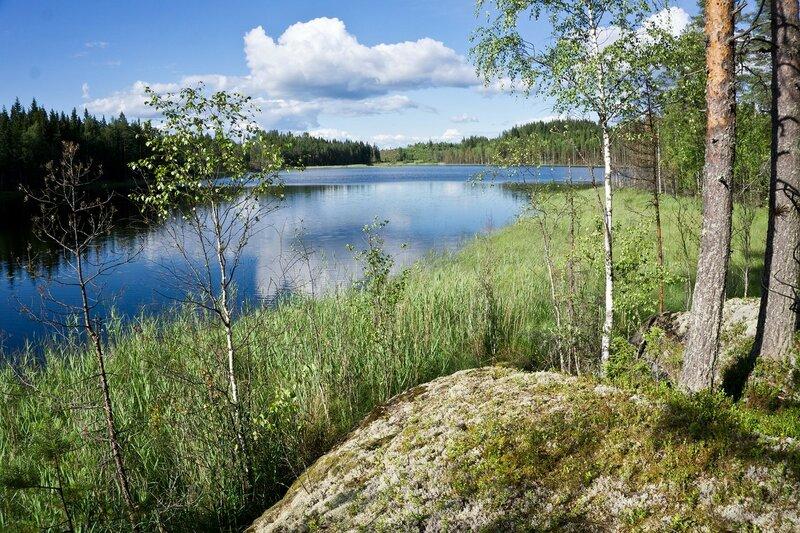 озеро Суури-Варпанен (Suuri-Varpanen)