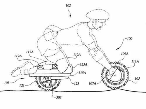 Человек-велосипед
