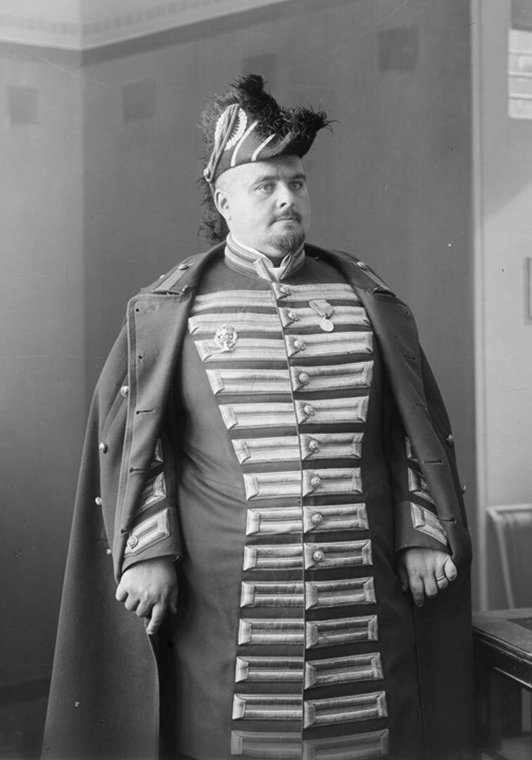 Нижегородский губернатор А.Н. Хвостов
