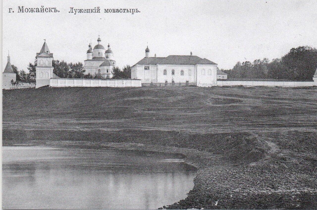 Лужецкий Ферапонтов монастырь.