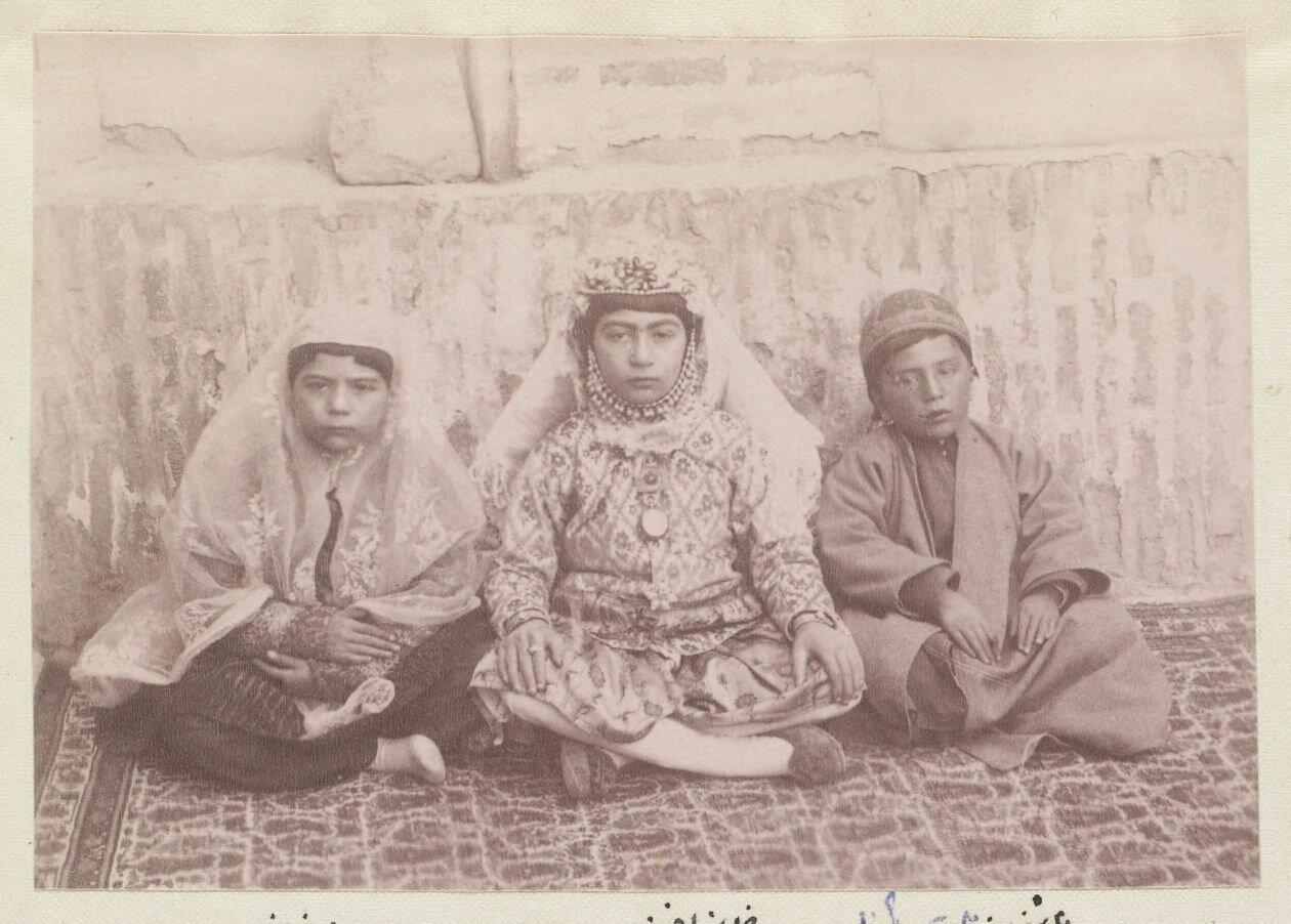 Детей султана Тегерана аль-Улама