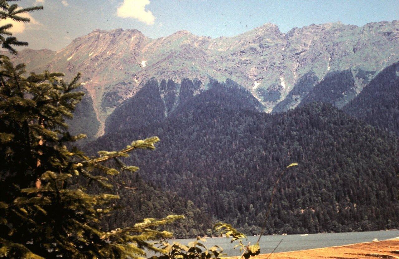 Горы  3 500 м