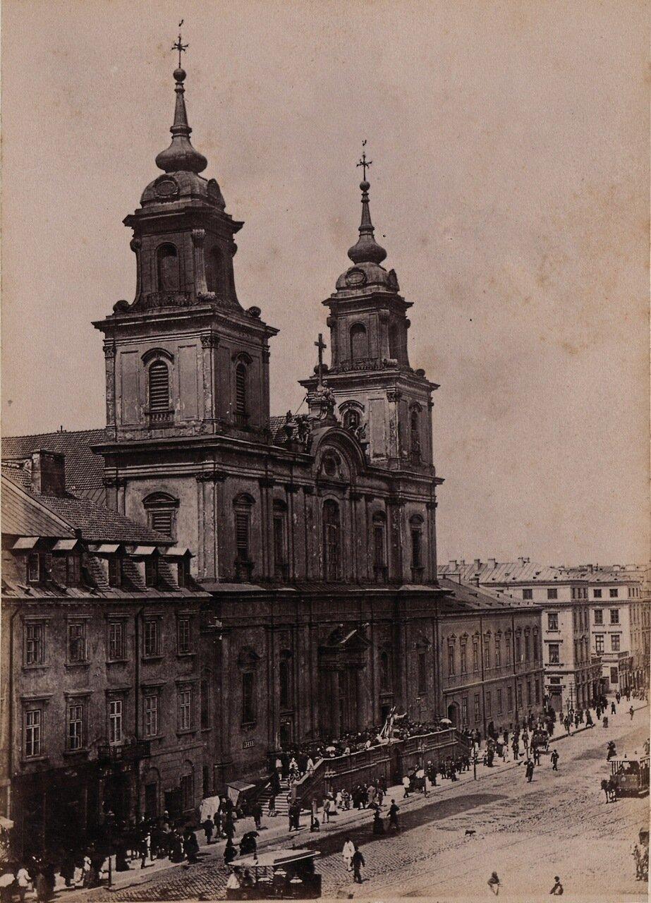 Уноковь. 1890-е