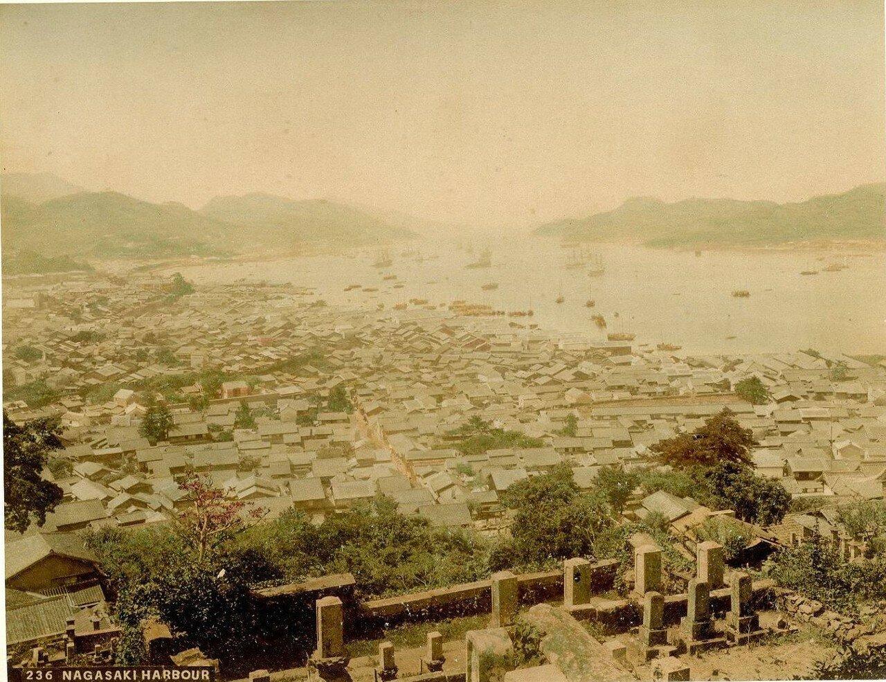 Нагасаки. Порт
