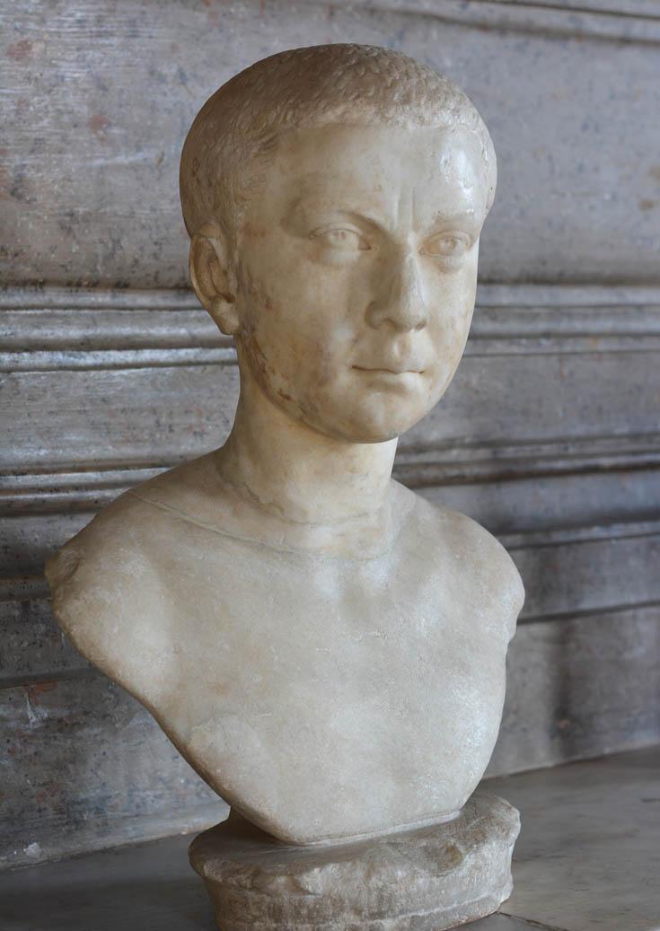 Римский портрет из Капитолийского музея