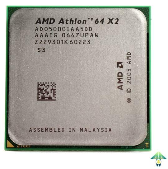 S-aM2 Athlon 64 X2 3600+