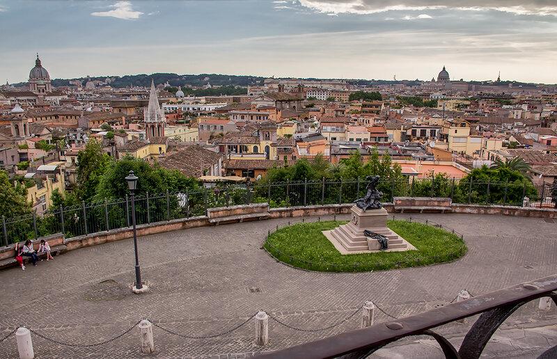 Рим на ладони -1...