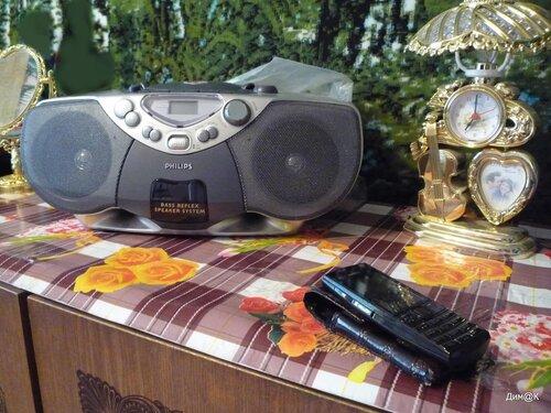 """Nokia X2-02 (передача музыки на """"Филипс"""")"""