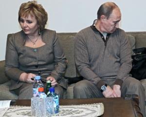 C чем останется жена Владимира Путина после развода?