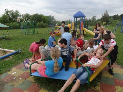 волонтёры Даниловцы в Ступино