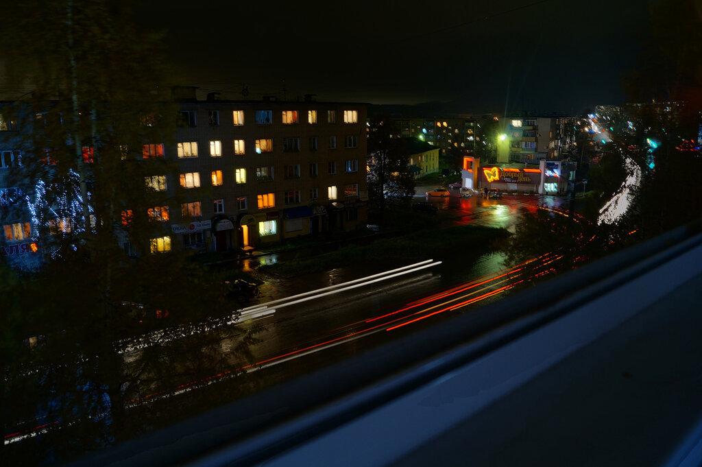 Темные улицы Златоуста