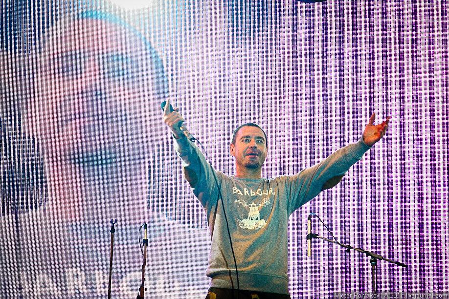 Сергей Михалок - Ляпис Трубецкой. Митинг-концерт в поддержку Навального