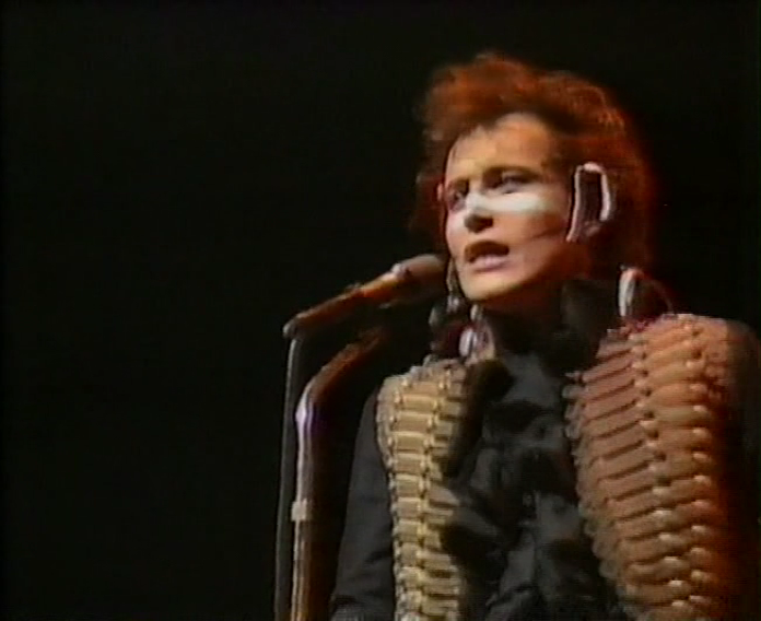 Adam And The Ants - Live In Tokyo (1981) VHSRip
