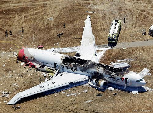 Катастрофы мира. Авиакатастрофы