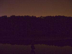 Контрольный снимок сцены без фонарей iso 200